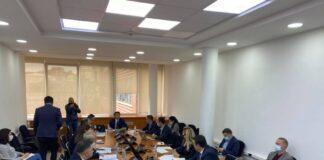Odbor za zakonodavstvo, mandate, imunitete, poslovnik Skupštine i nadzor Agencije za borbu protiv korupcije