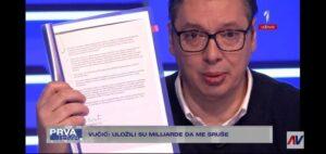 Vučić TV Prva
