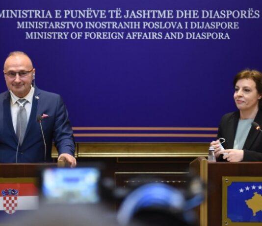 Radman Gervala Hrvatska Kosovo