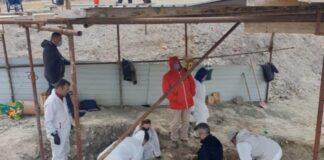 Kiževak iskopavanja
