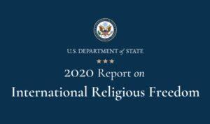 Stejt department izveštaj o verskim slobodama