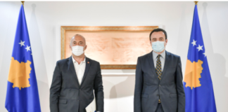 Kurti i Haradinaj