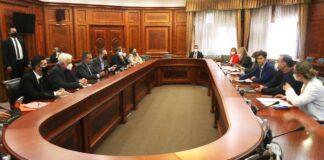 Sastanak , radna grupa o bezbednosti novinara
