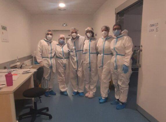 medicinski radnici Batajnica Bolnica