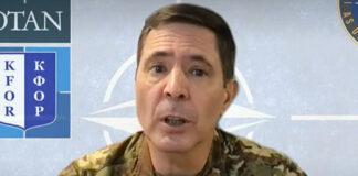 komandant KFOR-a general-major Franko Federiči