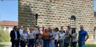 Samodreža mladi Mitrovica čišćenje crkva crkve