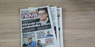 Nova rs novine