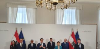 Brnabić Kurti Kurc samit Beč