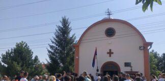 Gornja Gušterica crkva