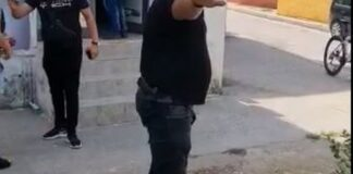 Novinari policija Tirana