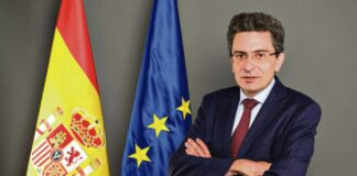 Španski ambasdor Beograd Srbija