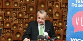 šef Unmik Zahir Tanin