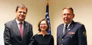 RAMA KBS SAD Vašington Pentagon