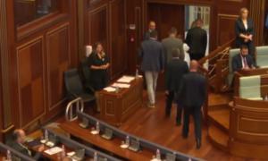 Srpska lista napustila sednicu