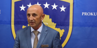 Agim Kurmehaj tužilac peć