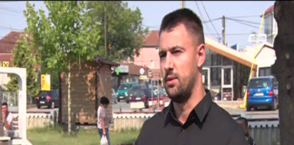 viši službenik u Odeljenju za zdravstvo i socijalnu zaštitu u Opštini Gračanica Slobodan Kostić
