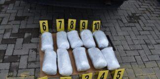 Policija akcija priština droga marihuana
