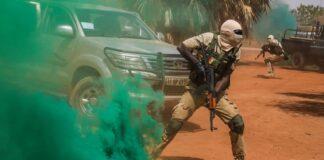 Vojnici afrika