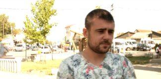 FOTO: Aleksandar Cvejić u Gračanici/Euronews Srbija