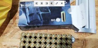FOTO: Gasni pištolj/Uprava Carine