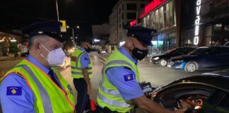 FOTO: Kosovska policija