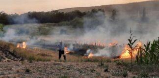 FOTO: Požari/ Kosovska policija