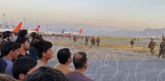 Avganistan evakuacija