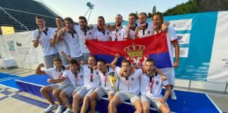 Srbija juniori svetski sampioni vaterpolo