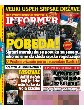 naslovnice informer