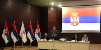 Petković sa raseljenima Smederevo