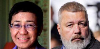 Dobitnici Nobelove nagrade za mir za 2021