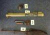 zaplena oružja, pišlj puška zolja