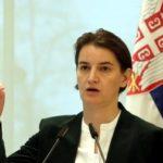 Premijerka Srbije, Ana Brnabić