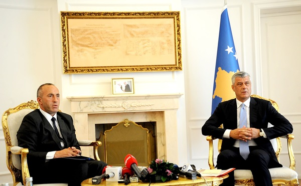 Kosovski premijer i kosovski predsednik