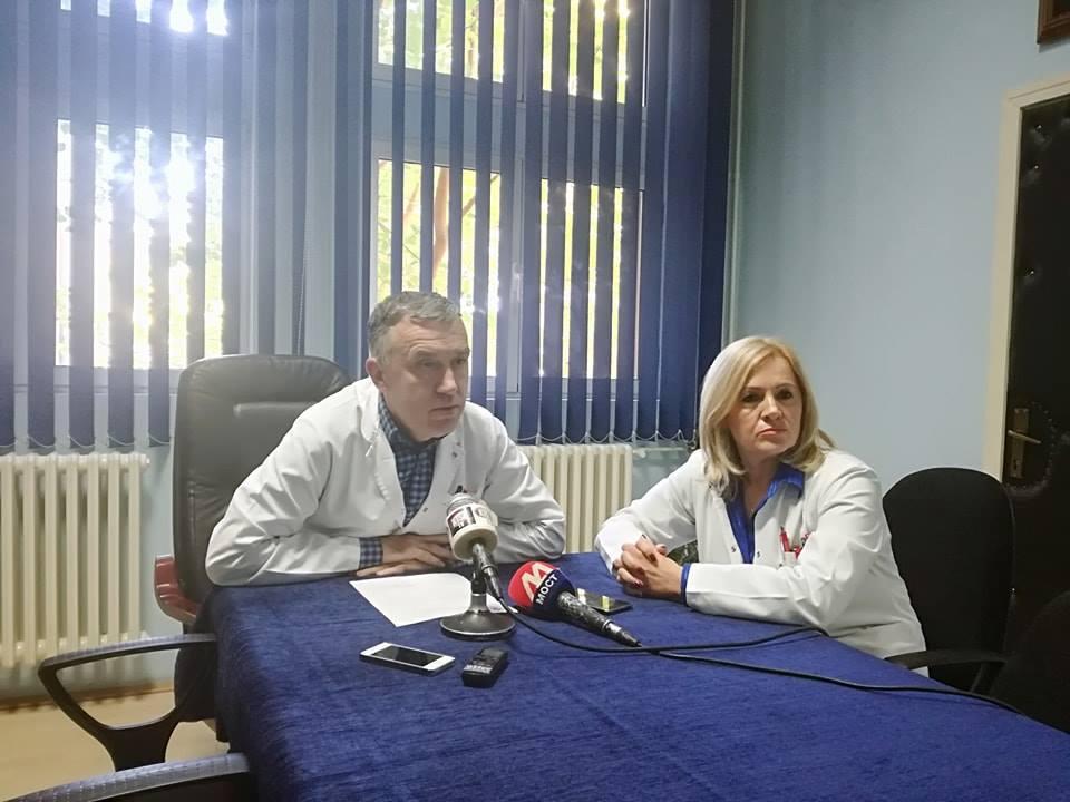 Doktor Zlatan Elek/ FOTO: KoSSev Severna Mirovica