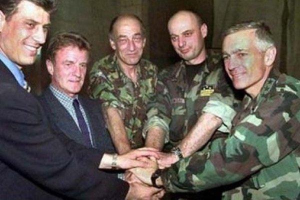 Od 16 Godina Kossev Je Kumanovskog Danas Sporazuma AxHqFn55w